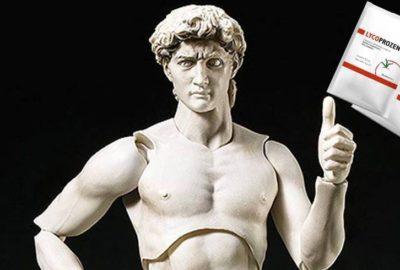 Lycoprozen-Michelangelo